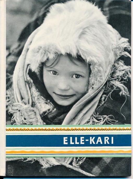 shop.ddrbuch.de DDR-Buch, das Leben der knapp vierjährigen Elle-Kari in Lappland, dokumentiert in Wort und Bild, mit zahlreichen Schwarzweißaufnahmen