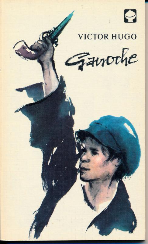 """shop.ddrbuch.de DDR-Buch, Die Geschichte eines Pariser Jungen, """"...alle Härte hat er von seiner Umwelt erfahren, doch er bewahrte sich ein heißes Herz. Trotz seiner Notlage hilft er denen, die noch ärmer sind als er. Und im Kampf gegen die Ungerechtigkeit schon er sein e"""