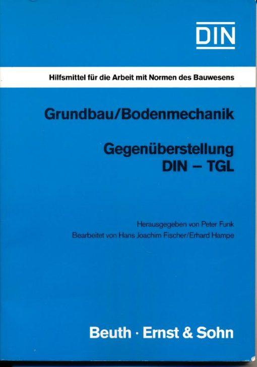 shop.ddrbuch.de Hilfsmittel für die Arbeit mit Normen des Bauwesens, mit zahlreichen Abbildungen, Tabellen, Übersichten, Formeln und Berechnungen