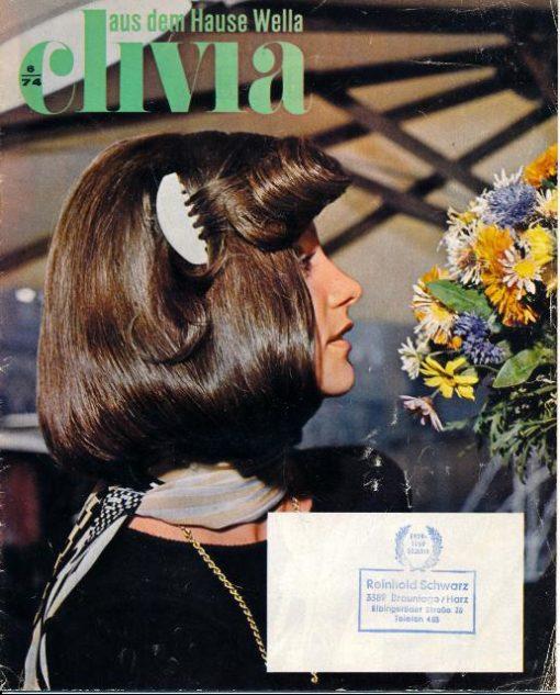 shop.ddrbuch.de Werbezeitschrift mit Modetipps Frisuren und Kosmetik