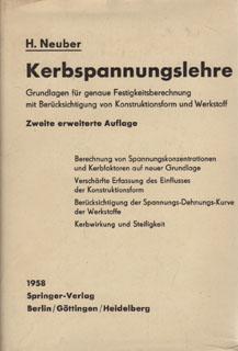 shop.ddrbuch.de Grundlagen für genaue Festigkeitsberechnung mit Berücksichtigung von Konstruktionsform und Werkstoff