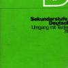 shop.ddrbuch.de Ergänzungsheft zu den Chorbüchern Klasse 4 bis 10