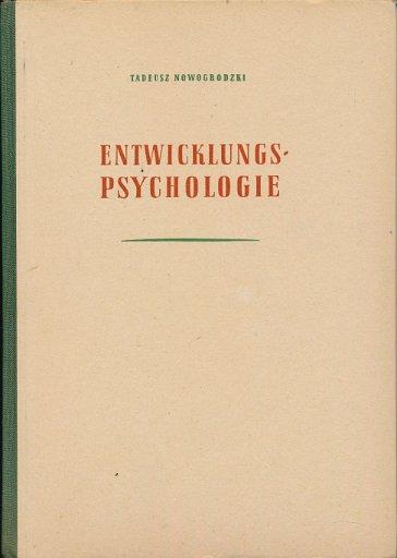 Entwicklungspsychologie  DDR-Lehrbuch