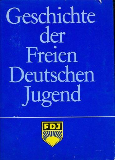 Geschichte der Freien Deutschen Jugend