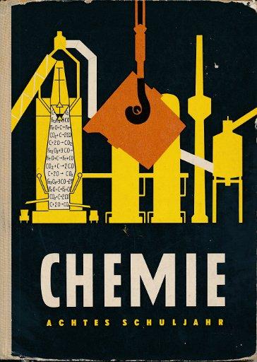 Chemie  8.Schuljahr  DDR-Lehrbuch