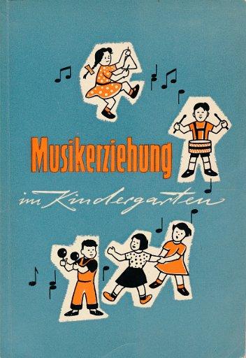 Musikerziehung im Kindergarten