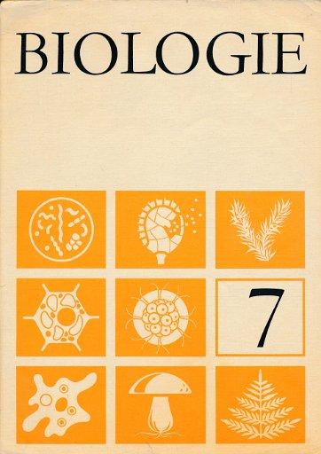 Biologie Klasse 7  DDR-Lehrbuch
