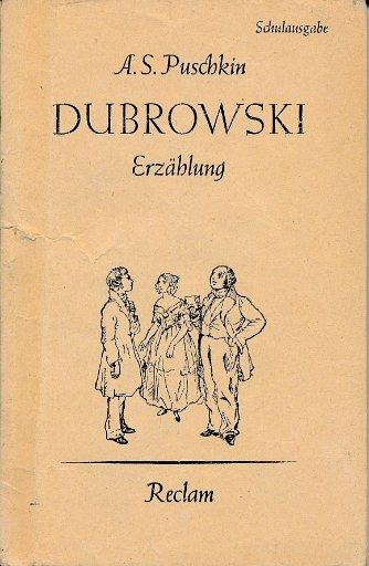 Dubrowski  DDR-Schulausgabe