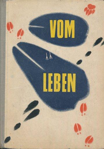 Lehrbuch der Biologie 5. Klasse Vom Leben DDR-Lehrbuch
