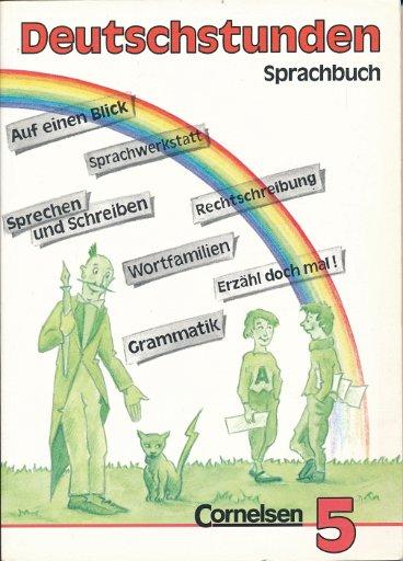 Deutschstunden Sprachbuch Klasse 5  Lehrbuch