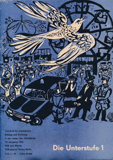 Die Unterstufe 1 bis 5/1972  DDR-Zeitschrift