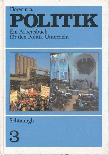 Politik 3  Lehrbuch