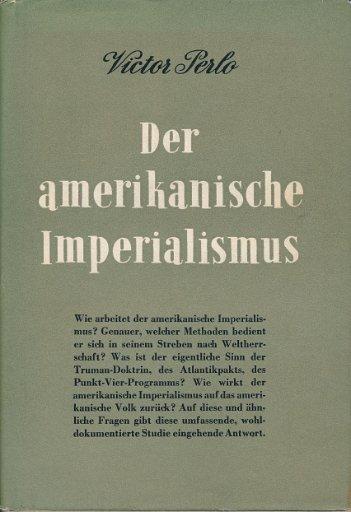 Der amerikanische Imperialismus