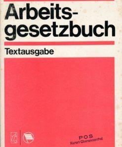 Arbeitsgesetzbuch der DDR