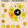 Mathematik Klasse 1   Arbeitsheft 2  DDR-Lehrheft