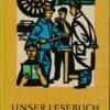 Unser Lesebuch 8. Schuljahr  DDR-Lehrbuch