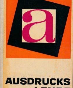 Ausdruckslehre  DDR-Lehrbuch