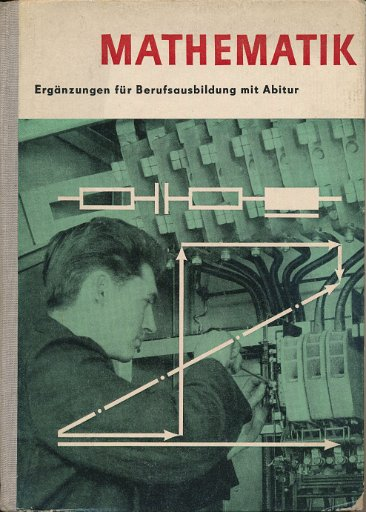 Ergänzungen Mathematik  DDR-Lehrbuch