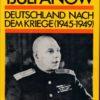 Deutschland nach dem Kriege (1945-1949)