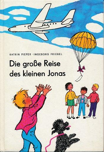Die große Reise des kleinen Jonas