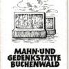 Mahn- und Gedenkstätte Buchenwald – Die Stelen
