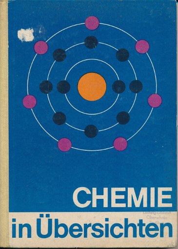 Chemie in Übersichten Klasse 9 und 10  DDR-Lehrbuch