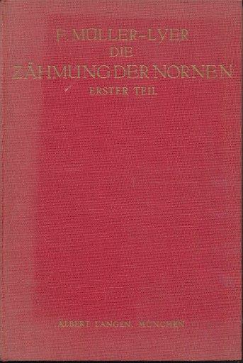 Die Zähmung der Nornen  1. Teil