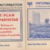Information der Kammer der Technik – Bezirk Karl-Marx-Stadt 1976 und 1977
