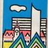 Kleiner Stadtplan Leipzig
