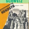 Wanderkarte Sächsische Schweiz