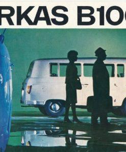 Barkas B1000 Kleinbus