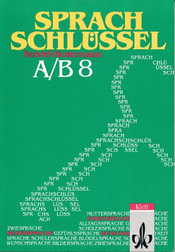 Sprachschlüssel  A/B  8.Schuljahr