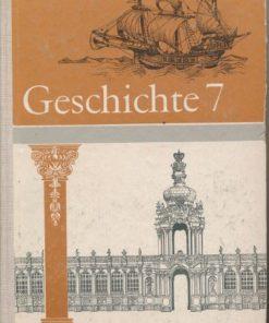 Geschichte Klasse 7  DDR-Lehrbuch