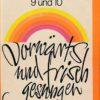 Vorwärts und frisch gesungen  DDR-Lehrbuch