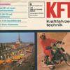 KFT Kraftfahrzeugtechnik  8, 9 und 12/1977  DDR-Zeitschrift