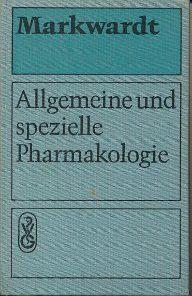 Allgemeine und spezielle Pharmakologie