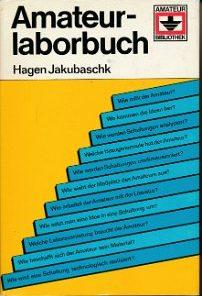 Amateurlaborbuch  DDR-Buch
