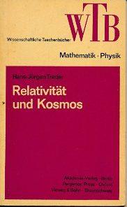 Relativität und Kosmos  DDR-Buch