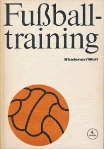 Fußballtraining  DDR-Buch