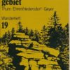 Greifensteingebiet  DDR-Wanderheft