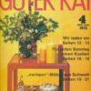 Guter Rat  1 bis 4/1973  DDR-Zeitschrift