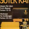 Guter Rat  1 und 2/1976  DDR-Zeitschrift