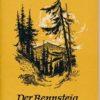 Der Rennsteig  DDR-Wanderheft