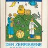 Der zerrissene Regenwurm  DDR-Buch