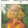 Modische Maschen Frühling 1973  DDR-Zeitschrift