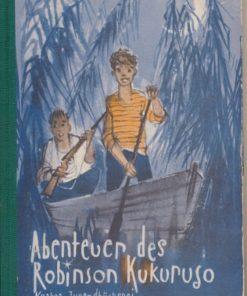 Abenteuer des Robinson Kukuruso  DDR-Buch