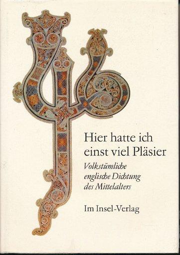 Hier hatte ich einst viel Pläsier  DDR-Buch
