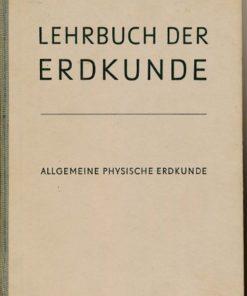 Allgemeine physische Erdkunde  DDR-Lehrbuch