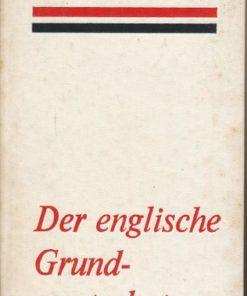 Der englische Grundwortschatz  DDR-Buch