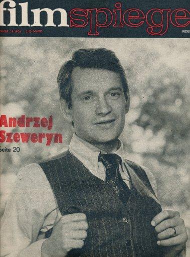 Filmspiegel Nr.19/1976  DDR-Zeitschrift
